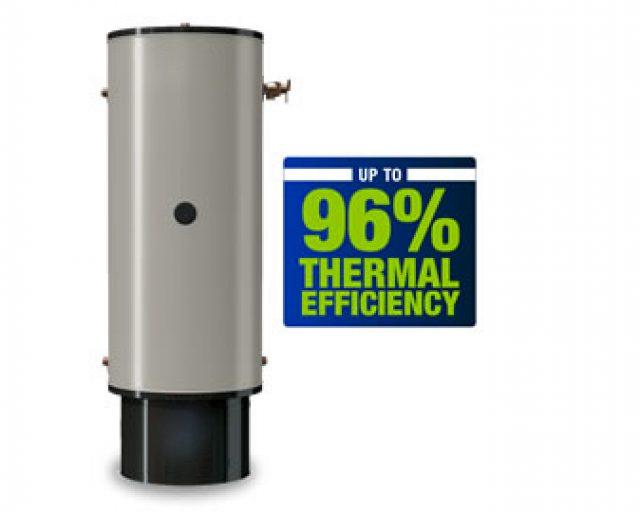 Raise efficiency of water heaters